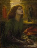 Dante Gabriel Rossetti profile photo