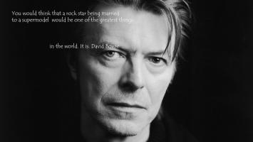 David Bowie quote #2