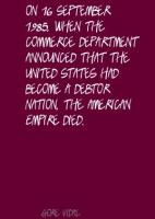 Debtor quote #1