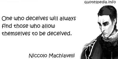 Deceives quote #1