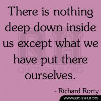 Deep Down quote #2