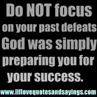 Defeats quote #1