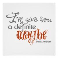 Definite quote #2