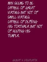 Defying quote #1