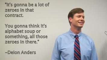 Deion Sanders's quote #4