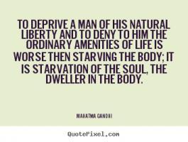 Deprive quote #2