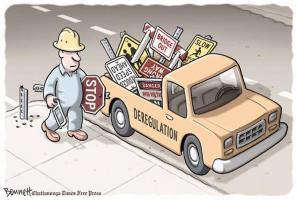 Deregulation quote #2