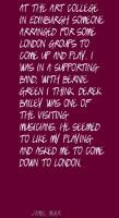 Derek Bailey's quote