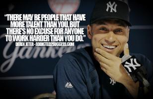 Derek Jeter's quote