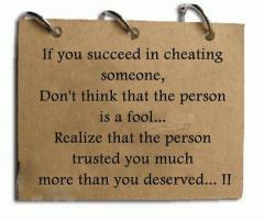 Deserved quote #2