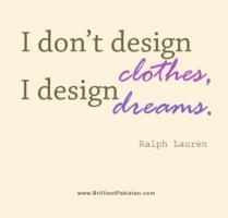 Design Clothes quote #2
