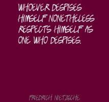 Despises quote #1