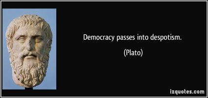Despotism quote