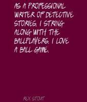 Detective Stories quote #2