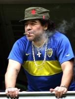 Diego Maradona profile photo