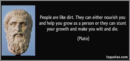 Dirt quote #4