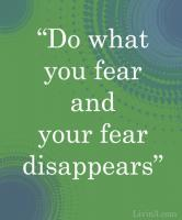Disappears quote #1