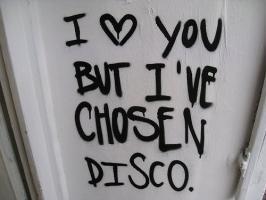 Disco quote #4