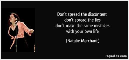 Discontent quote #2