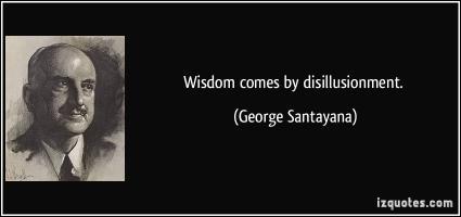 Disillusionment quote #2