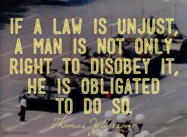 Disobey quote #1