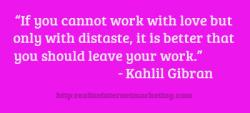 Distaste quote #1