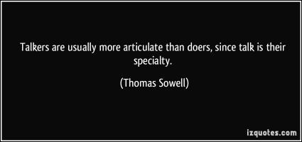 Doers quote