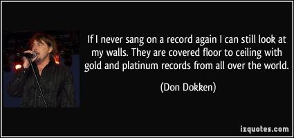 Don Dokken's quote #3