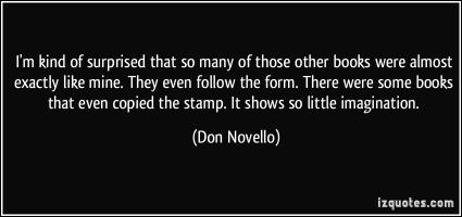 Don Novello's quote #3