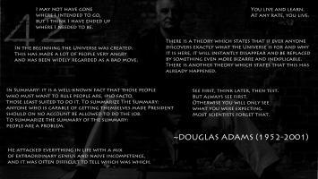 Douglas quote #1