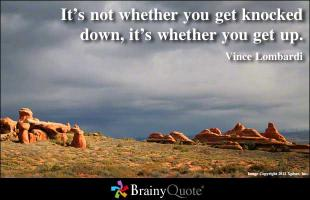 Down quote #2