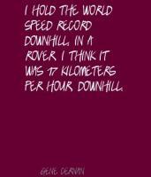 Downhill quote #1