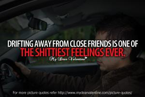 Drifting quote #1