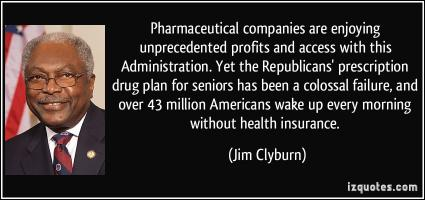 Drug Companies quote