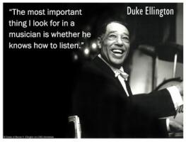 Duke Ellington quote #2