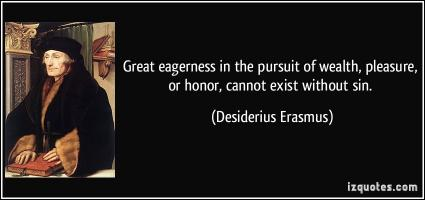 Eagerness quote