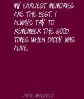 Earliest Memories quote #2