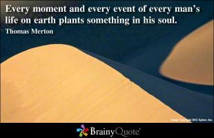 Earthly quote #1