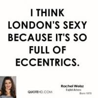 Eccentrics quote #1