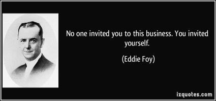 Eddie Foy's quote #1