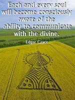 Edgar Cayce's quote