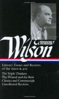 Edmund Wilson's quote #5