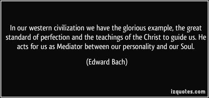 Edward Bach's quote #1