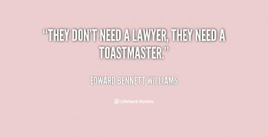 Edward Bennett Williams's quote #5