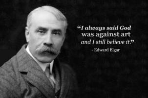 Edward Elgar's quote #1