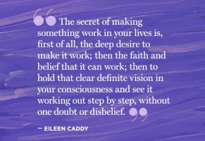 Eileen Caddy's quote