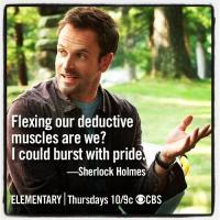 Elementary quote #3