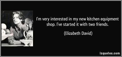 Elizabeth David's quote #2