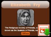 Elizabeth Fry's quote