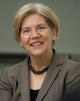 Elizabeth Warren profile photo